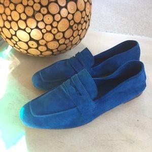 """""""Blue Suede Shoes"""""""